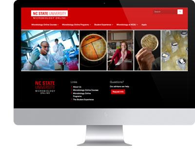 Distance Education Program Websites