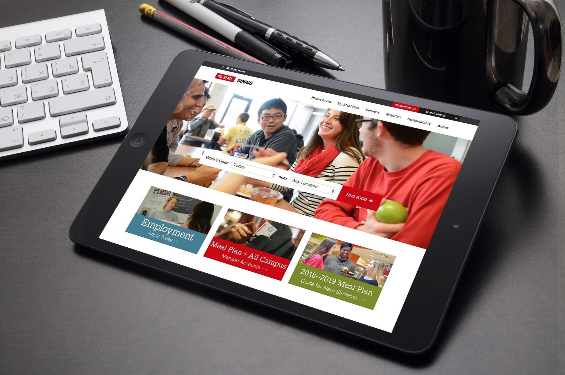 NCSU dining tablet smartmockups_jkq1helm
